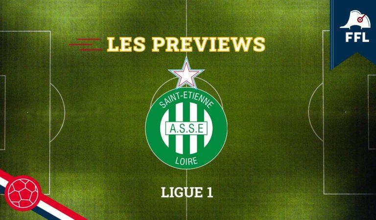 Preview Ligue 1 2020/2021 | AS Saint-Etienne