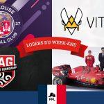 Loser Du Week end Toulouse Vitality Guingamp Ferrari