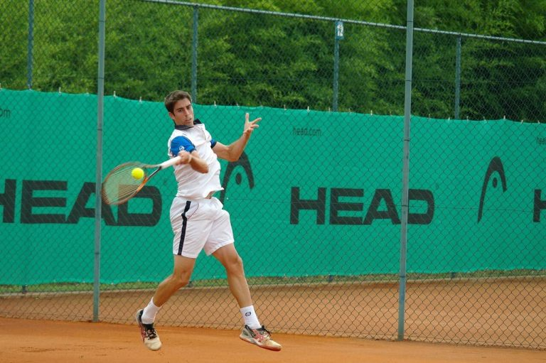 Profil de joueur de tennis FFL - le bourrin