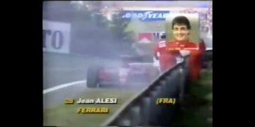 Abandon Jean Alesi - FFL