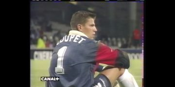Grégory Coupet - OL / Maribor - FFL