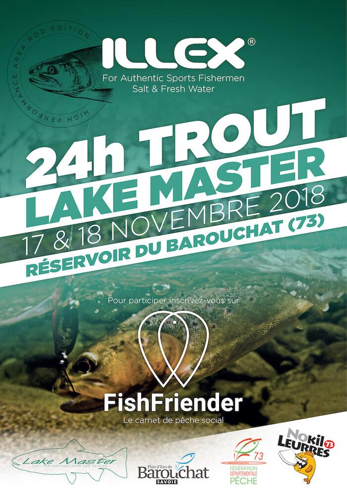 14H Illex Trout Lake Master 2018