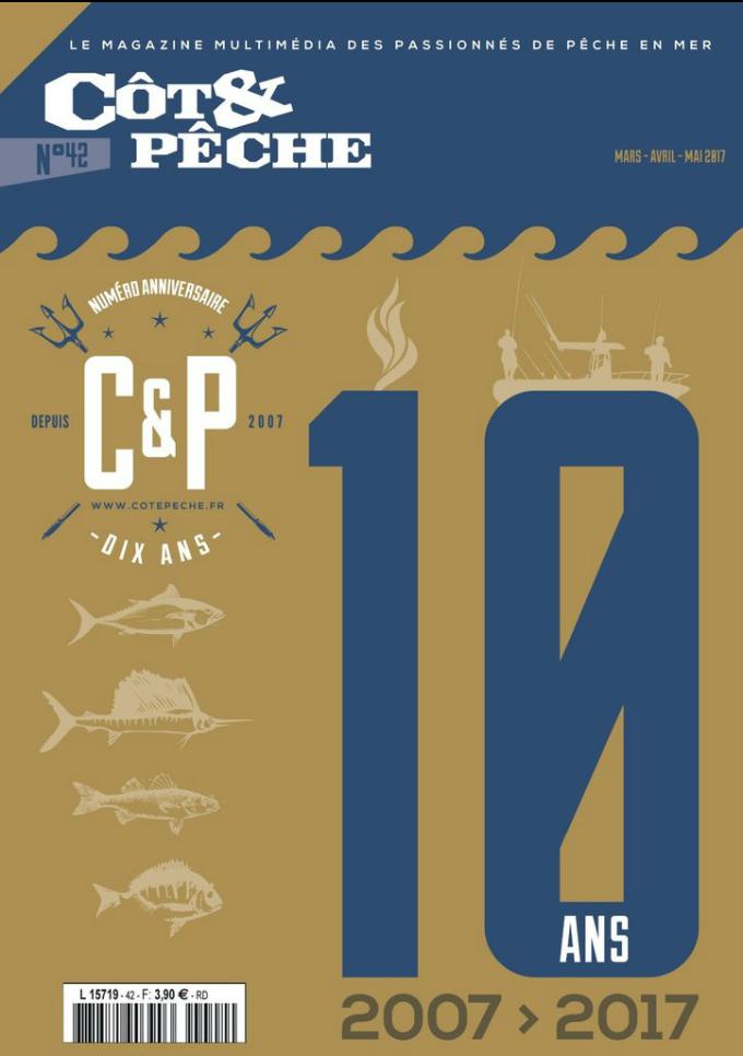 FishFriender dans Cot& Pêche n°42 - Mars Avril Mai 2017