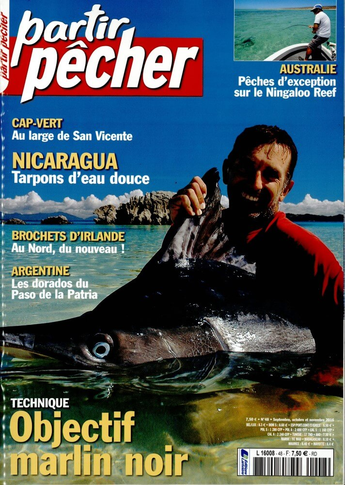 FishFriender dans Partir Pêcher n°48 - Septembre, Octobre et Novembre 2016