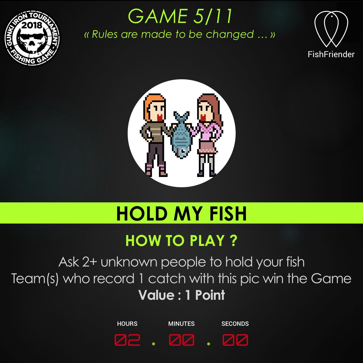 Hold My Fish