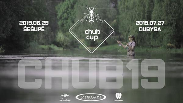 Chub Cup - Šešupė River - June 29th 2019