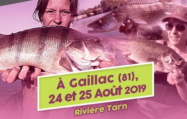 CHALLENGE FLOAT TUBE au FÉMININ GAILLAC 2019