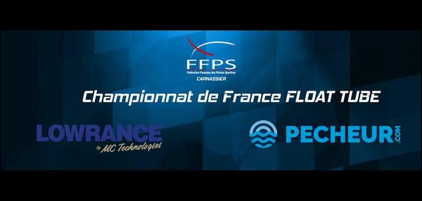 FFPS Float Tube Pro Elite Thouars 25/26 mai