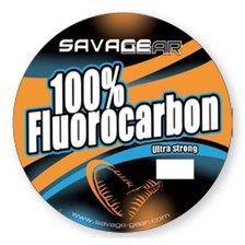 Savage Gear 100% Fluorocarbon 49/100 13.6Kg