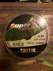 NYLON DE 41 KG 100 M CRISTAL