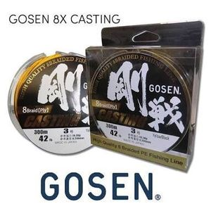 GOSEN 21LB BRAID