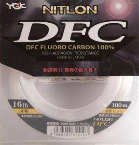 YGK FLUOROCARBONE YGK NITLON DFC 25.1/100