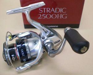 Reels Shimano Stradic 2500 HG