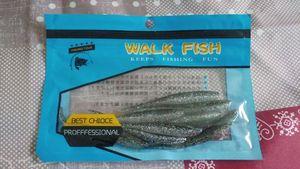 walk fish vert paillette