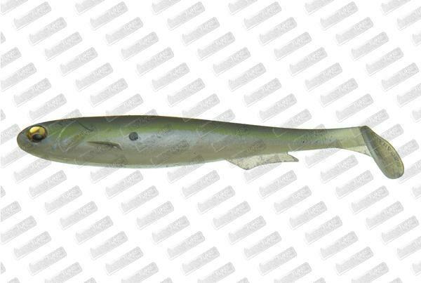Megabass renegade worm