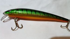 Mitchell Minnow Perch 14 cm