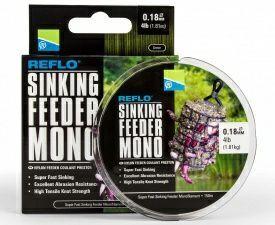 Preston Innovations Reflo Sinking Feeder mono 0,18