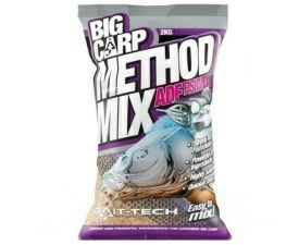 Bait Tech Big Carp Method Mix ADF Fishmeal