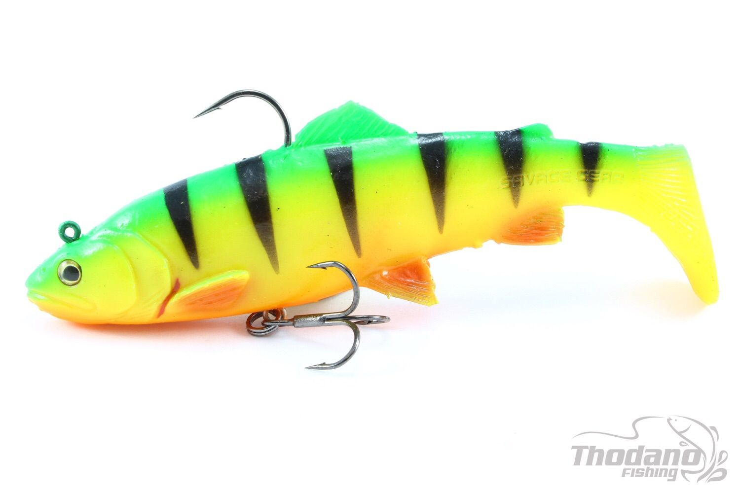 Savage Gear 3D Trout Fire Tiger