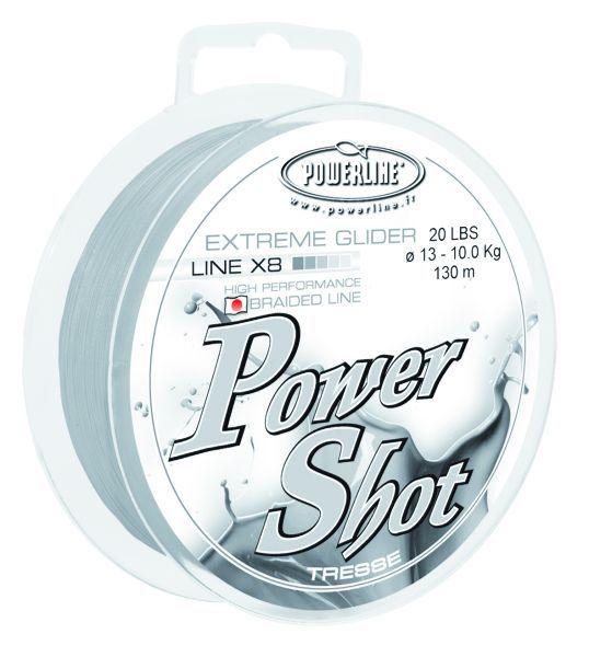 POWER SHOT 13/100 BLANC 9,1KG