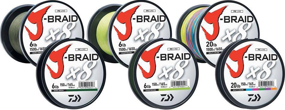 J-BRAID LINE