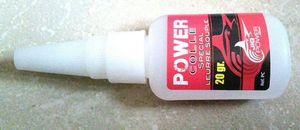 Jig Power Power colle spéciale leurre souple. 20 gr ref:PC