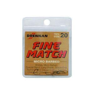 Hooks Drennan Fine match