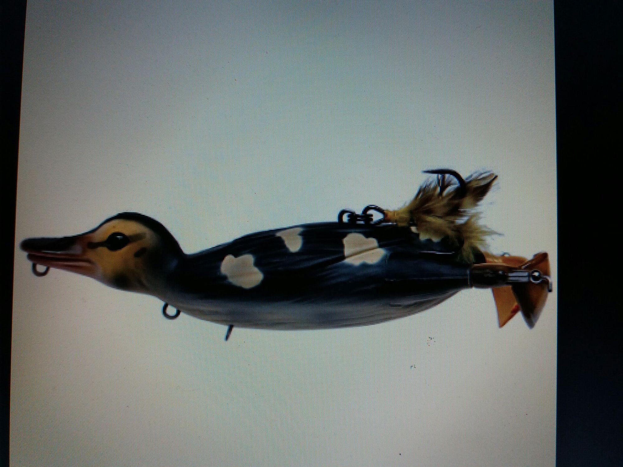 Savage Gear Suicid Duck