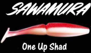 "Lures Sawamura One Up Shad 4"" - 10th anniversary"