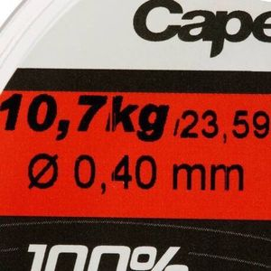 FLUOROCARBON 100% 100 M 10,7KG/0,40MM