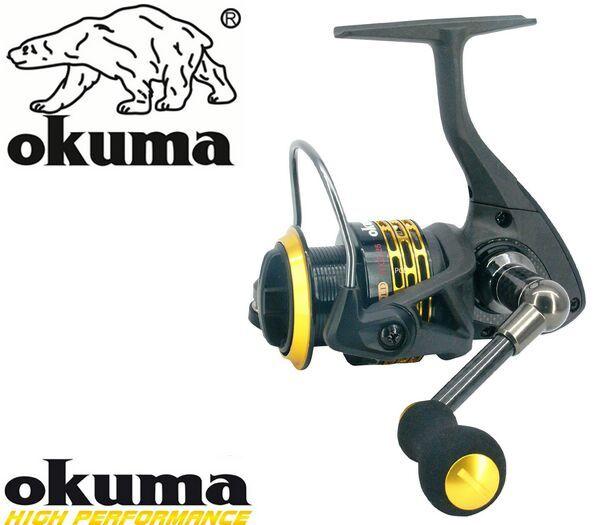 Okuma Helios Gold 30