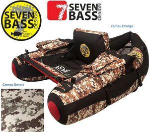 Seven Bass Design float tube gator