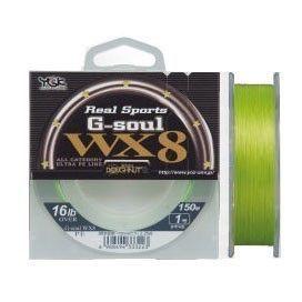 YGK YGK G-SOUL WX8 150M #0.8