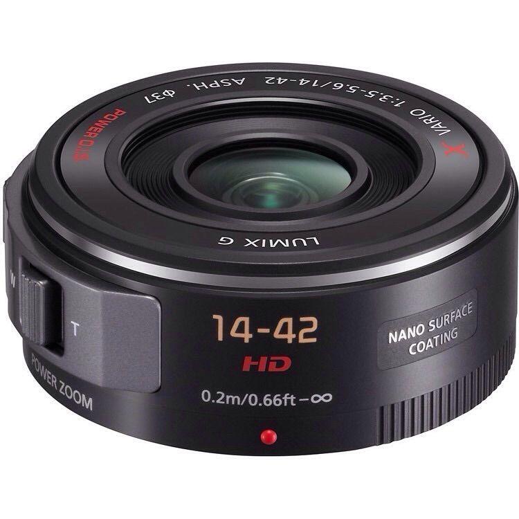 Panasonic LUMIX G VARIO 14-42MM F3.5-5.6 MEGA OIS HD