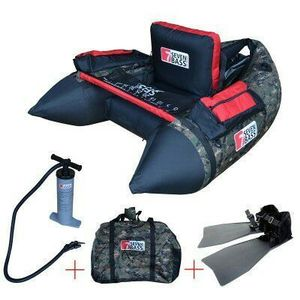 FLOAT TUBE NRV CAMO