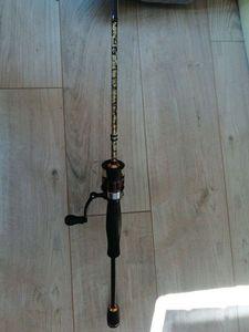 Rods Smith dragonbait lx medium versatile 7/28gr, 1,90m