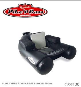 Amiaud Lunker Float