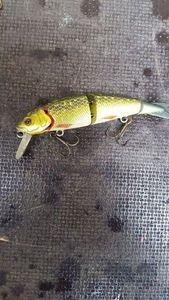 Savage Gear 4play herring swin and jerk coloris brochet