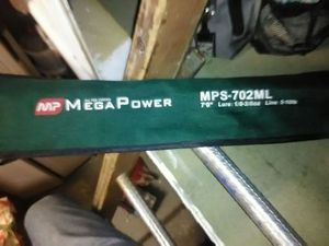 Maxcatch megapower Mes 702 ML 3.5/10,5gr