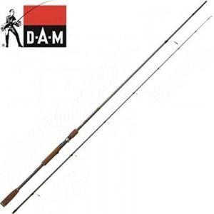 Rods D.A.M EFFZETT METH 195 cm 02 10g