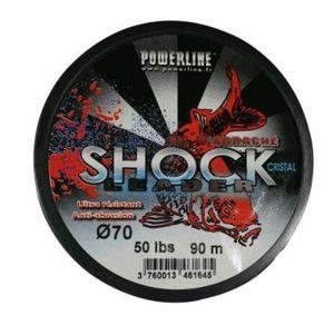 SHOCK LEADER CLEAR 60/100 40LBS
