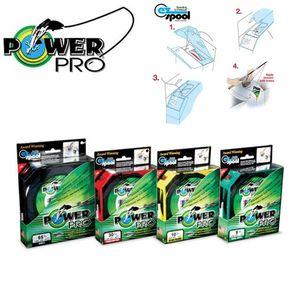 Power Pro Power Pro 10 Centièmes Verte