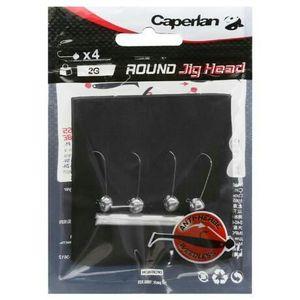 Caperlan ROUND Jig head 2 gramme
