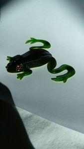 Lures Berkley kicker frog
