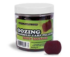 CS - OOZING PELLET SPICY SAUSAGE