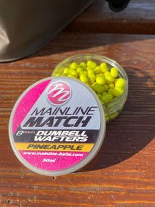MAINLINE MATCH DUMBELL WAFTER ANANAS