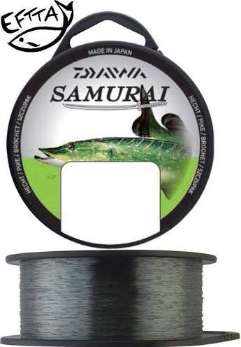Daiwa NYLON CARNASSIER DAIWA SAMURAI PIKE