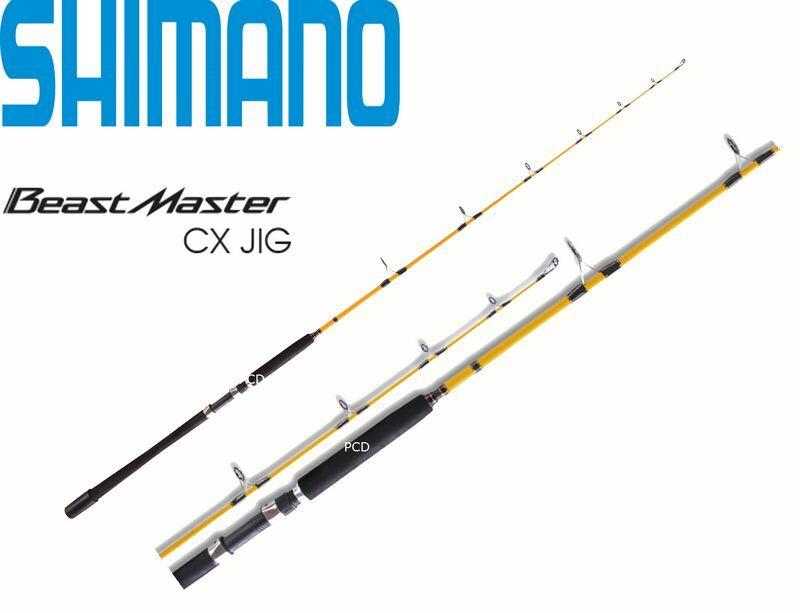 Shimano SHIMANO BEASTMASTER CX JIG 157-400gr