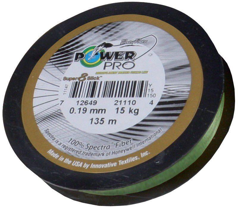 POWER PRO SUPER 8 SLICK VERT - 13/100