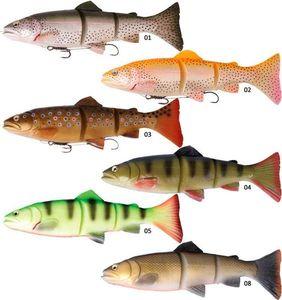 Savage Gear 3D Trout Line THRU Swim Bait SS 01